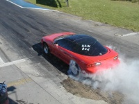 Highlight for Album: Drag Strip, Burnouts, and Racing pics!